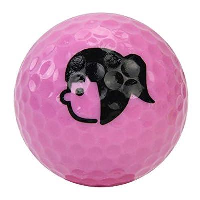 P Prettyia Bola Golf