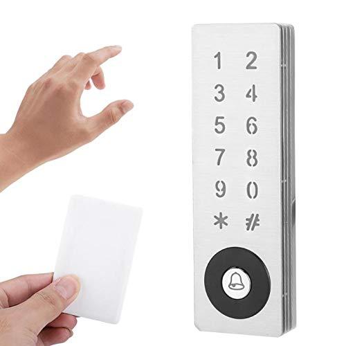 Pwshymi Sistema de Control de Acceso del hogar del Acceso de la Puerta, para R372, para la Prenda Impermeable del Grado IP67(ID)