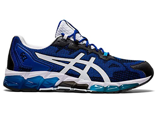 ASICS Men's Gel-Quantum 360 6 Shoes, 12M, Black/ASICS Blue
