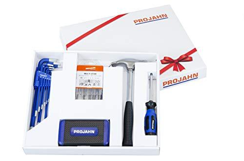 Geschenkbox Projahn Handwerkzeuge 49-tlg.