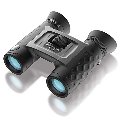 Steiner 2044 BluHorizons 10x26 Binoculars – Ideal Daytime Outdoor Optics for The General Outdoorsman, Multicolor