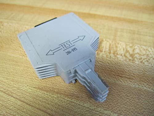 Preisvergleich Produktbild Wago Schalterbaustein 286-895 Passend für Modell 280-609,  280-619,  280-763 1 St.