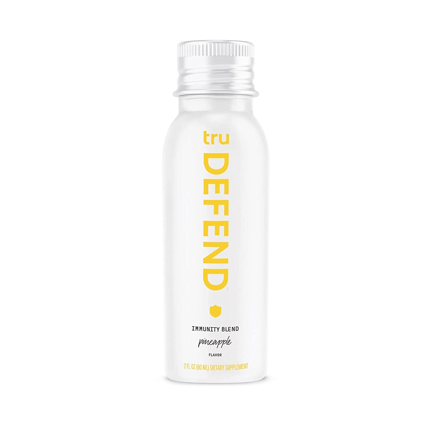 Tru Defend Shots Natural Wellness Shot Ginge Cheap super 40% OFF Cheap Sale special price with and C Vitamin