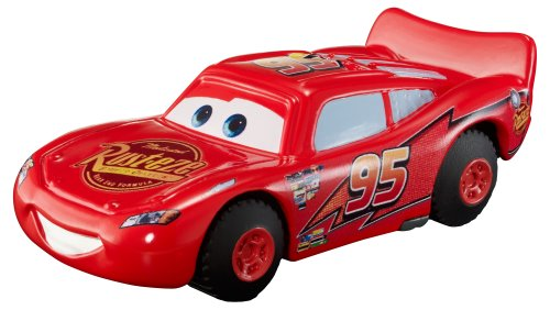 Cars - Y1300 - Véhicule Miniature - McQueen All Star