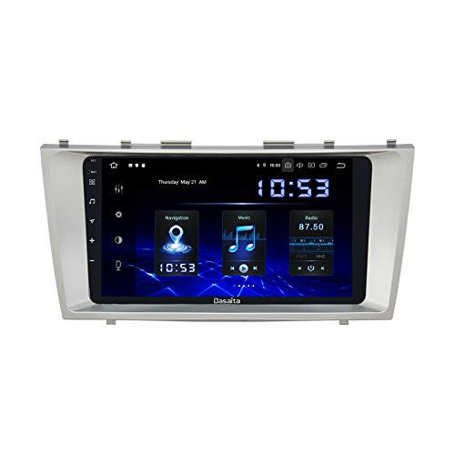 """Dasaita 9"""" Android 10.0 Car Stereo with Carplay for Toyota Camry 2007 to 2011 Bluetooth Head Unit Touch Screen 1280x720 4G Ram 64G ROM Support Android Auto GPS Navigation WiFi RDS"""