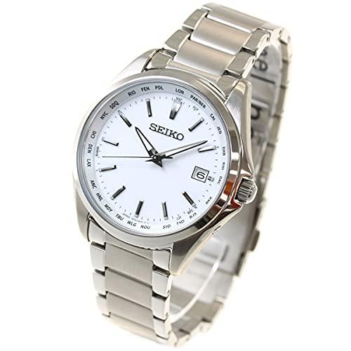 [セイコーウオッチ] 腕時計 セイコー セレクション SBTM287 メンズ シルバー