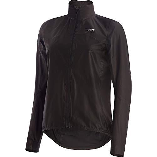 GORE Wear C7 Ladies Racing Bike Jacket GORE-TEX SHAKEDRY, S, Black