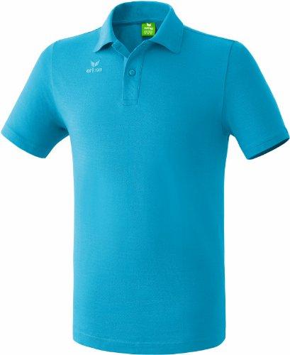 Erima Erwachsene Teamsport Poloshirt, Curacao, M