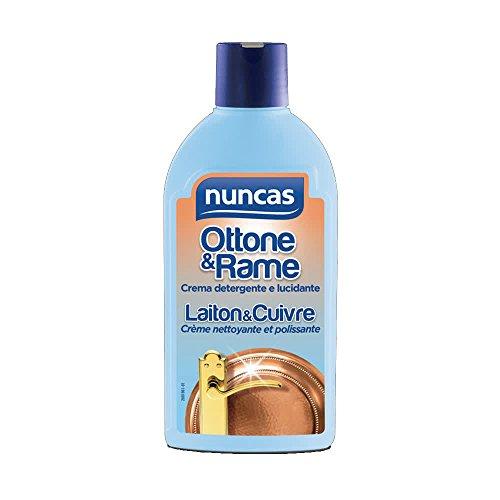 Nuncas Crema Ottone e Rame - 250ml