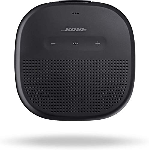 Bose 783342-0100 SoundLink Micro, Portable Outdoor Speaker, (Wireless Bluetooth Connectivity), Black