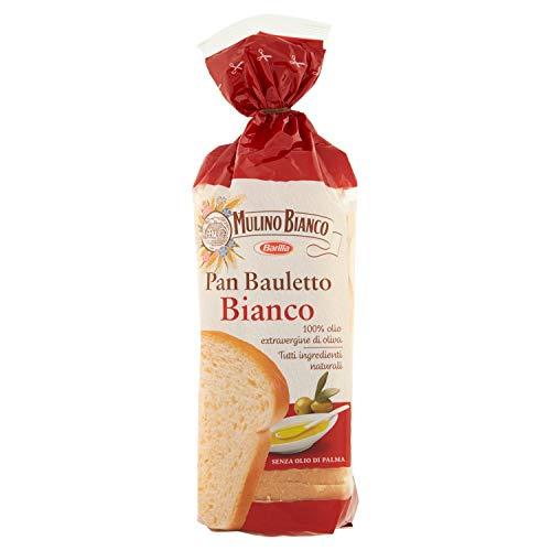 Mulino Bianco Pan Bauletto Bianco, 400g
