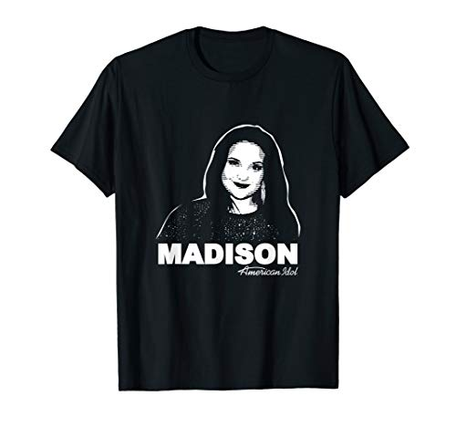 Madison - white logo