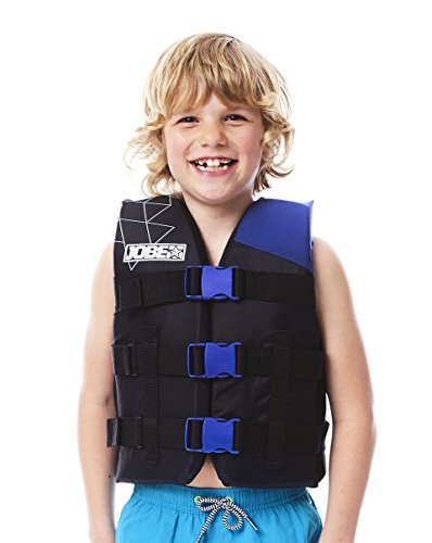 Jobe Kinder Nylon Schwimmweste, Blau, One Size