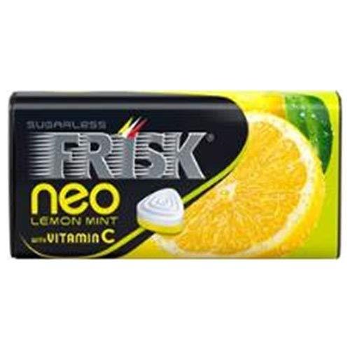 クラシエフーズ FRISK(フリスク)ネオ レモンミント 35g×9個入×(2ケース)