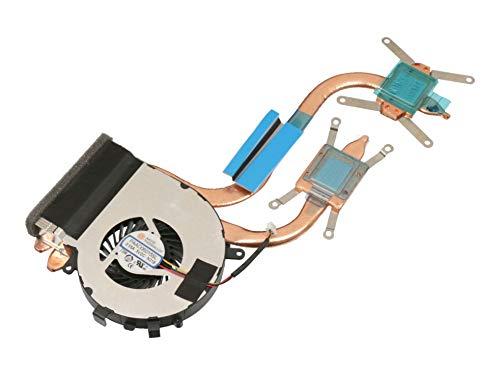 IPC-Computer MSI GP62 6QE Original CPU/GPU-Lüfter inkl. Kühler Kurze Heatsink