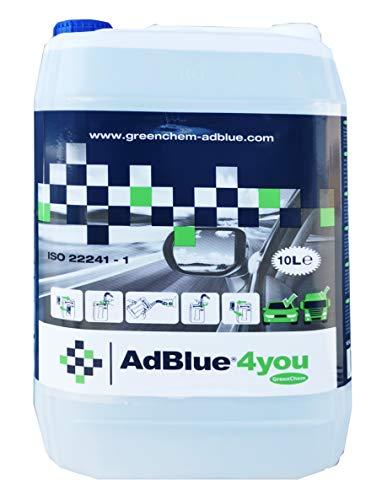 AdBlue de GreenChem, con boquilla, 10 litros