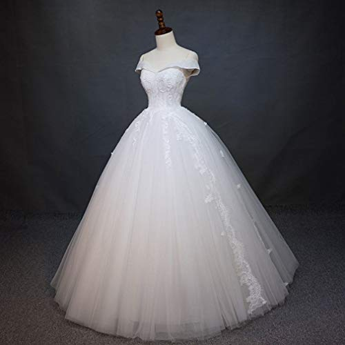 Vestido De Novia Fondo Blanco