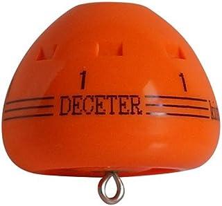 浮動ウキ DECETER(ディセター) オレンジ Lサイズ 1番