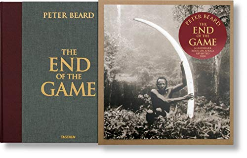 Peter Beard. The End of the Game (PHOTO)