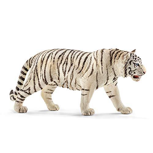 Schleich 14731 - Tiger, weiß