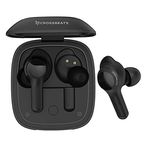 CROSSBEATS Torq Touch True Wireless Earbuds Auto in-Ear...