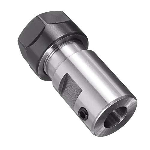 kesoto Spannzangen-Verlängerungsstange Motorwellen Spannfutter Spannzange - ER16-6mm