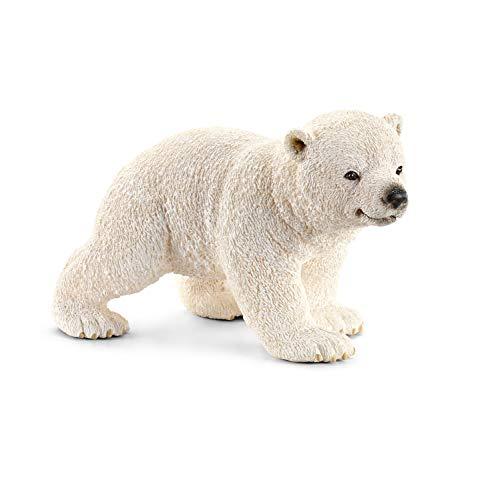 Schleich 14708 Polar Bear cub, Walking