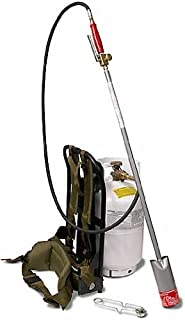 Red Dragon BP 2512 SVC 400,000 BTU Weed Dragon Backpack Propane Vapor Torch Kit with Squeeze Valve (Тhrее Расk)