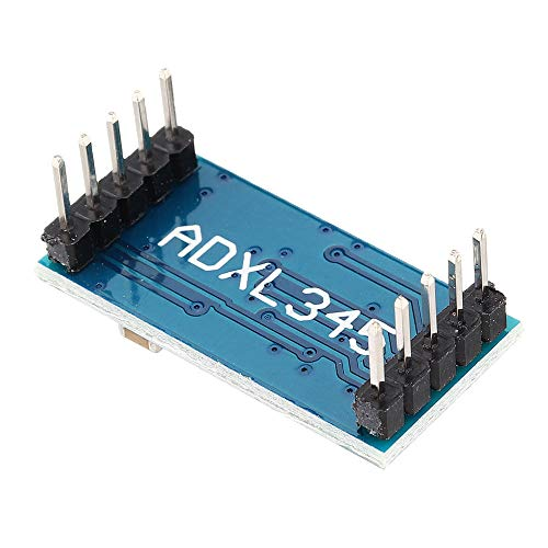 Ywzhushengmaoyi ADXL345 IIC/SPI Digital Angle Sensor Accelerometer Module Geekcreit for A-r-d-u-i-n-o - products that work with official A-r-d-u-i-n-o boards 5pcs Electronics Module Parts