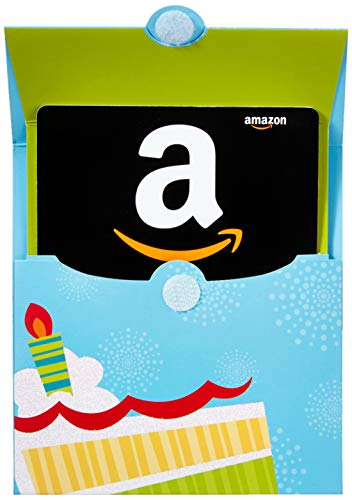 Amazon.ca Gift Card for Any Amount in Birthday Reveal