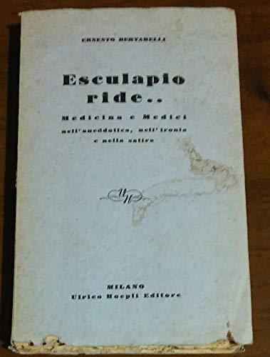 ESCULAPIO RIDE... prima edizione da regalare ad un medico spiritoso.