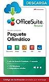 OfficeSuite Personal - DESCARGA / Licencia Online - Compatible con Office Word Excel y PowerPoint y PDF para PC Windows 10, 8.1, 8, 7 - licencia de 1 año, 1 usuario