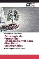 Estrategia de formación Medioambiental para directivos universitarios