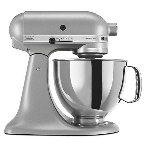 KitchenAid RRK150SL 5 Qt. Artisan Series - Silver (Renewed)