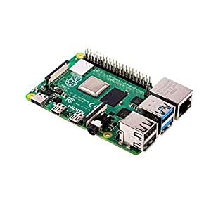 LABISTS Raspberry Pi 4 Modelo B 4 GB RAM: Amazon.es: Electrónica