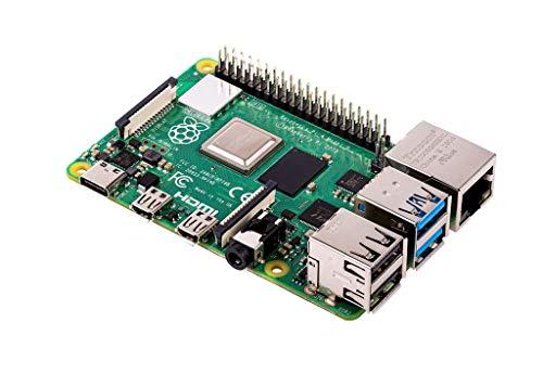 Raspberry Pi 4 Modell B, 2 GB (2 GB).