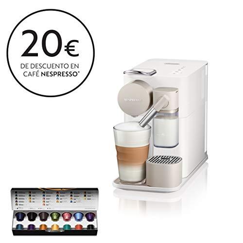 Nespresso De'Longhi Lattissima One EN500W - Cafetera