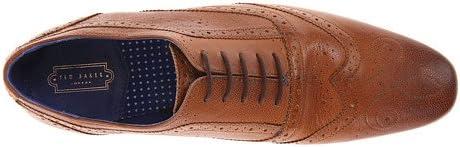 Ted Baker Men's Cirek 2 Tan Leather Oxford 12 D - Medium