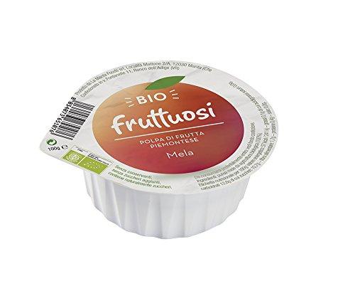 Fruttuosi Polpa di Mela Piemontese - 100 gr