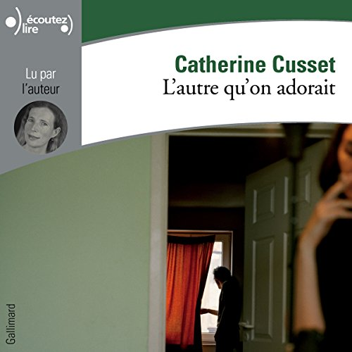L'autre qu'on adorait audiobook cover art