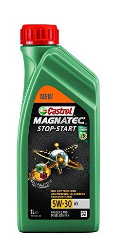 Castrol 159B94 Olio Castrol Magnatec Stop & Start 5w-30 A5 Q3 1l Lubrificante auto