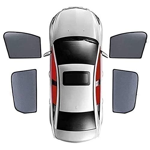 Parasol Para Ventana Lateral De Coche Para Hyundai Celesta 2017-2020, MagnéTico Parasoles Coche Laterales Traseras A Medida Pueden Proporcionar ProteccióN UV Para BebéS Y Asientos Traseros
