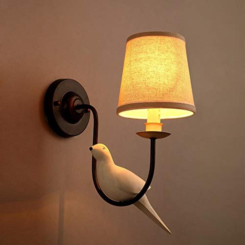 Seelsorge Vogel europische künstlerische Lounge Die Schlafzimmer kreative Persnlichkeit Bett (Gre  12,5  15  15 cm).