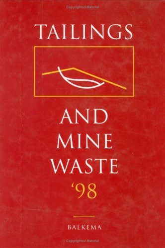 Tailings and Mine Waste 1998