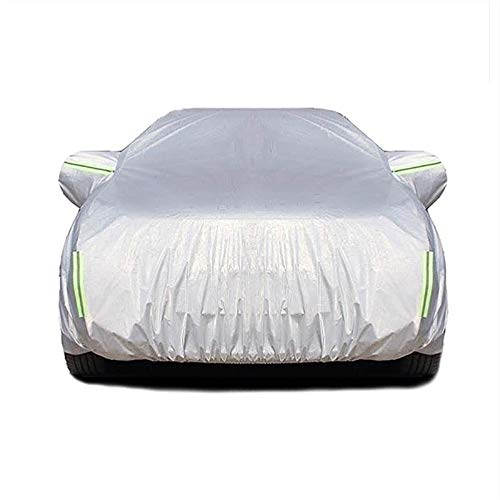 LIAOMJ-Car Covers Fundas para Coche Cubierta de Envoltura de Cuerpo de automóvil Espesado Compatible con Aston Martin DB11 Rapide DB9 Vantage One-77 Proteger contra el Mal Tiempo 2021 (Color : DB11)
