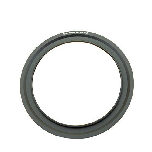 NiSi 100mm System V2-Ⅱ-Adapter ring for NiSi 100mm System V2-Ⅱ Filter Holder (77mm)