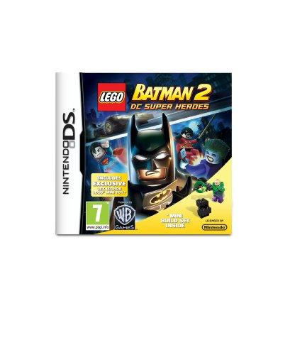 Lego Batman 2 - Limited Lex Luthor Toy Edition (Nintendo DS) [importación...