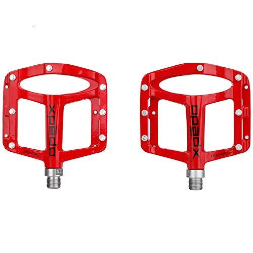Wellgo XPEDO XMX24MC - Pedales de aleación de magnesio para Bicicleta MTB...