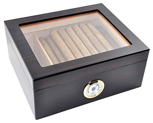Ducihba Handcrafted Desktop Cigar Humidor