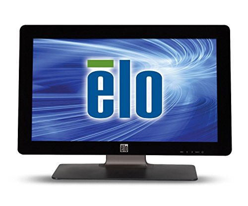 Elo E497002 Desktop Touchmonitors 2201L Projected Capacitive 22'' LED-Backlit LCD Monitor, Black